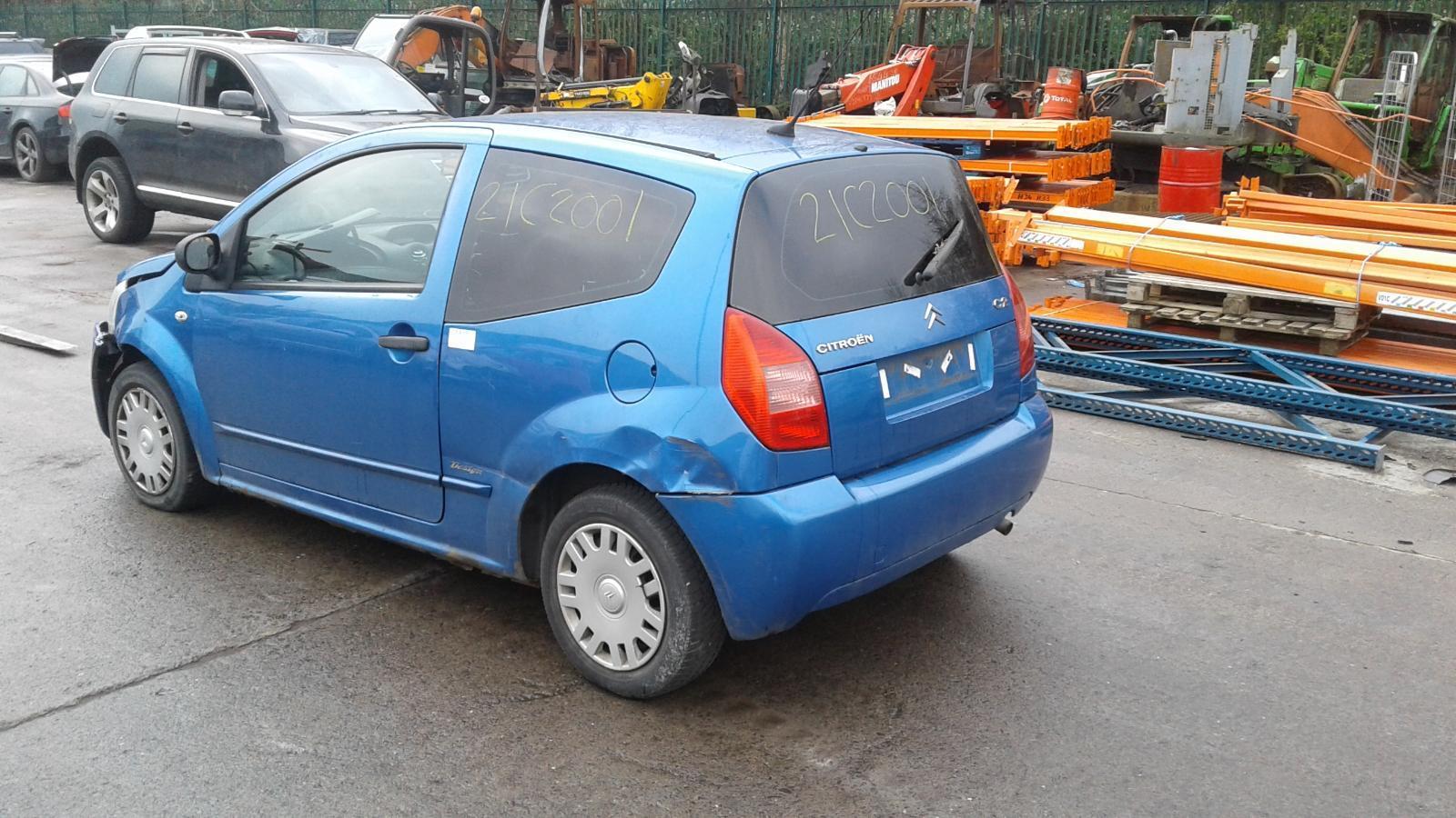 2005 CITROEN C2 Image