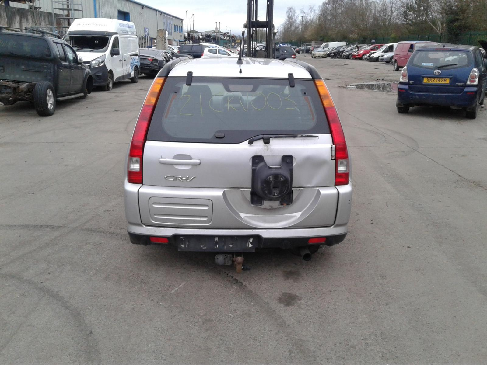 2001 LAND ROVER DISCOVERY Image