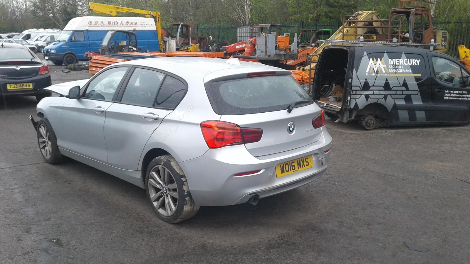 2016 BMW 1 SERIES Image