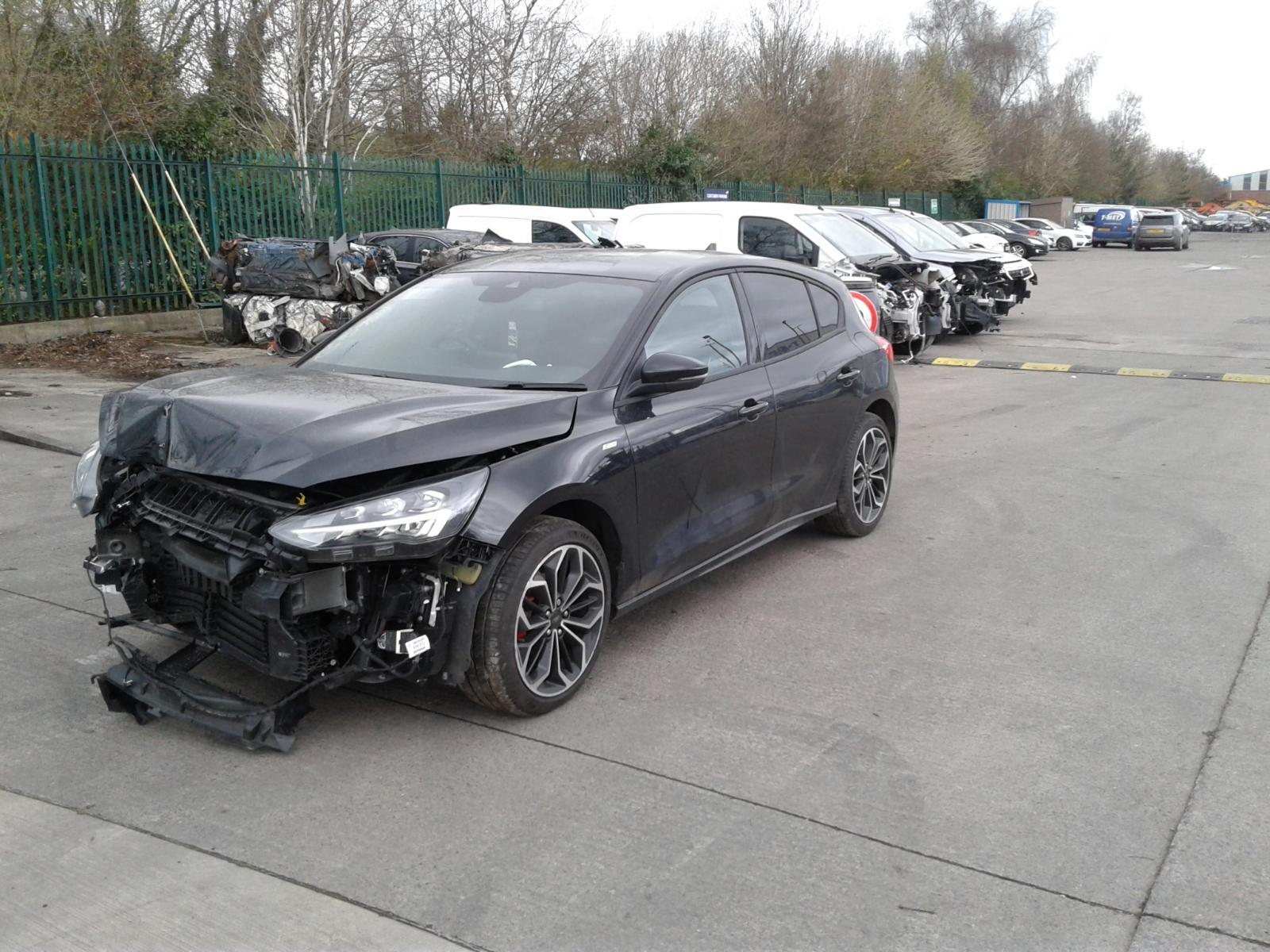 2021 FORD FOCUS ST-LINE X AUTOMATIC TDCI FOR SALE £10,750 ONO Image