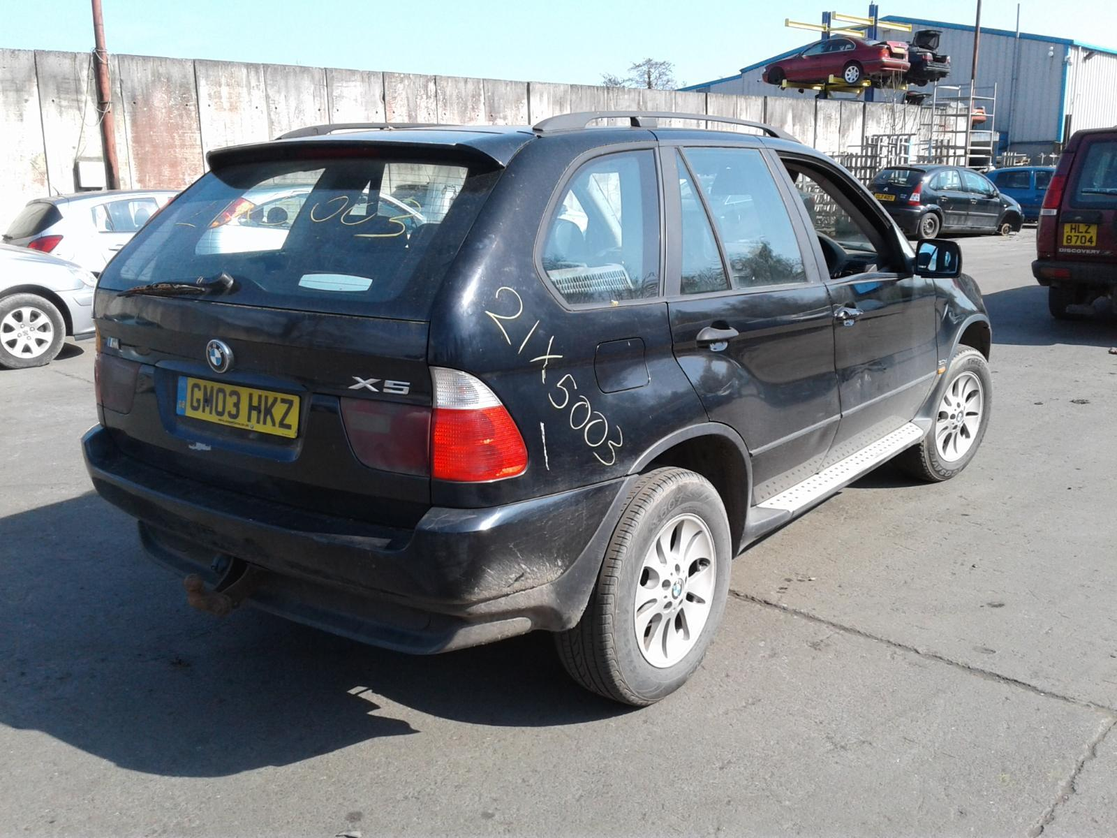 2005 BMW X5 Image