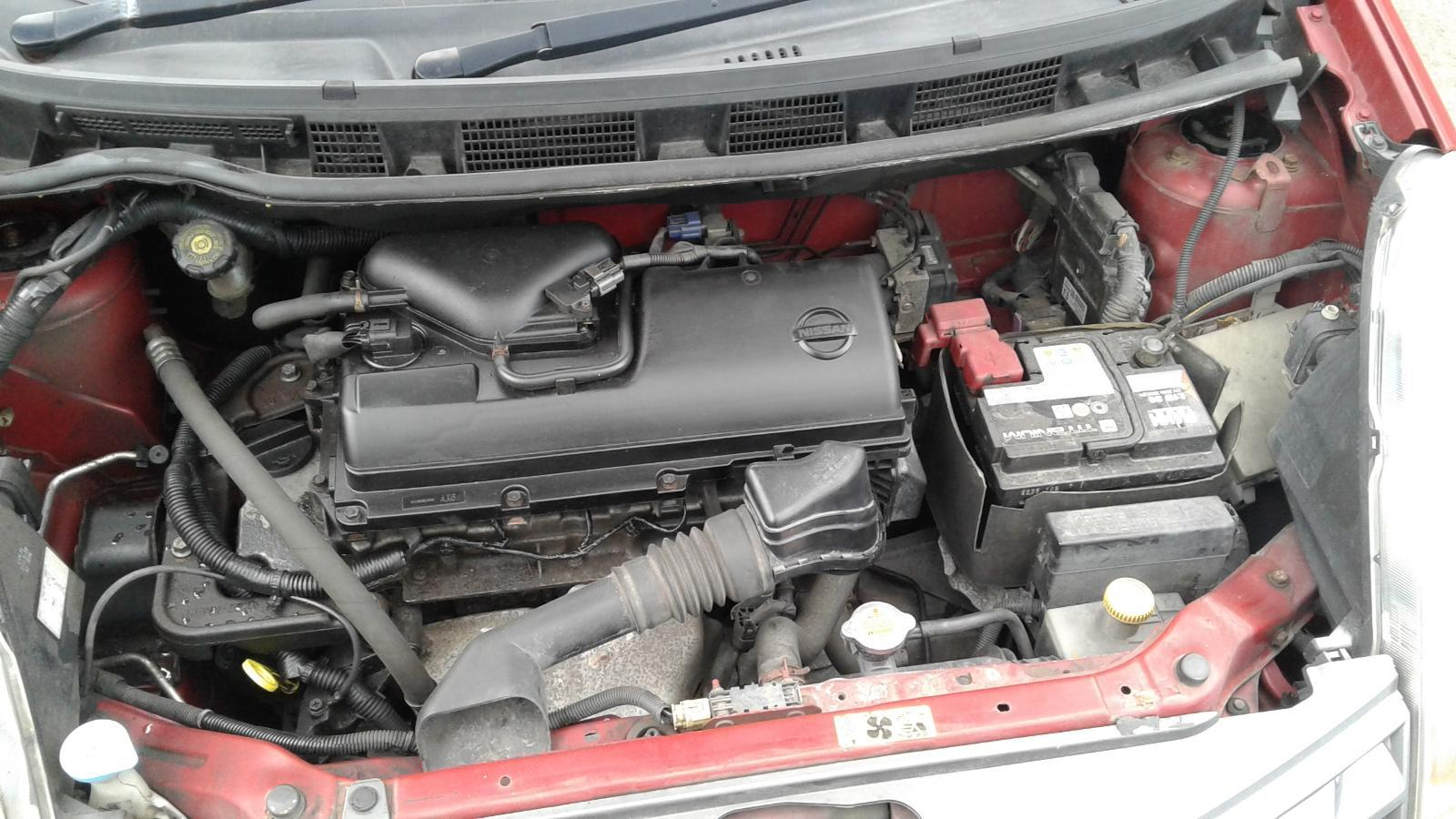 2008 NISSAN NOTE Image