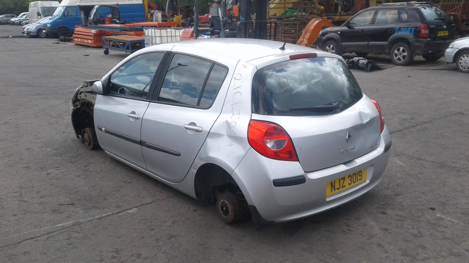 2007 RENAULT CLIO Image