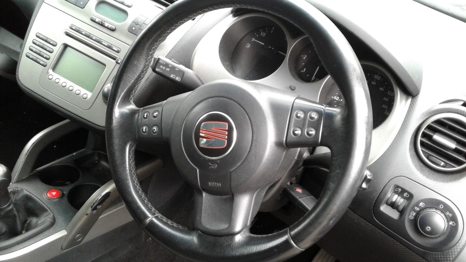 2005 SEAT TOLEDO Image