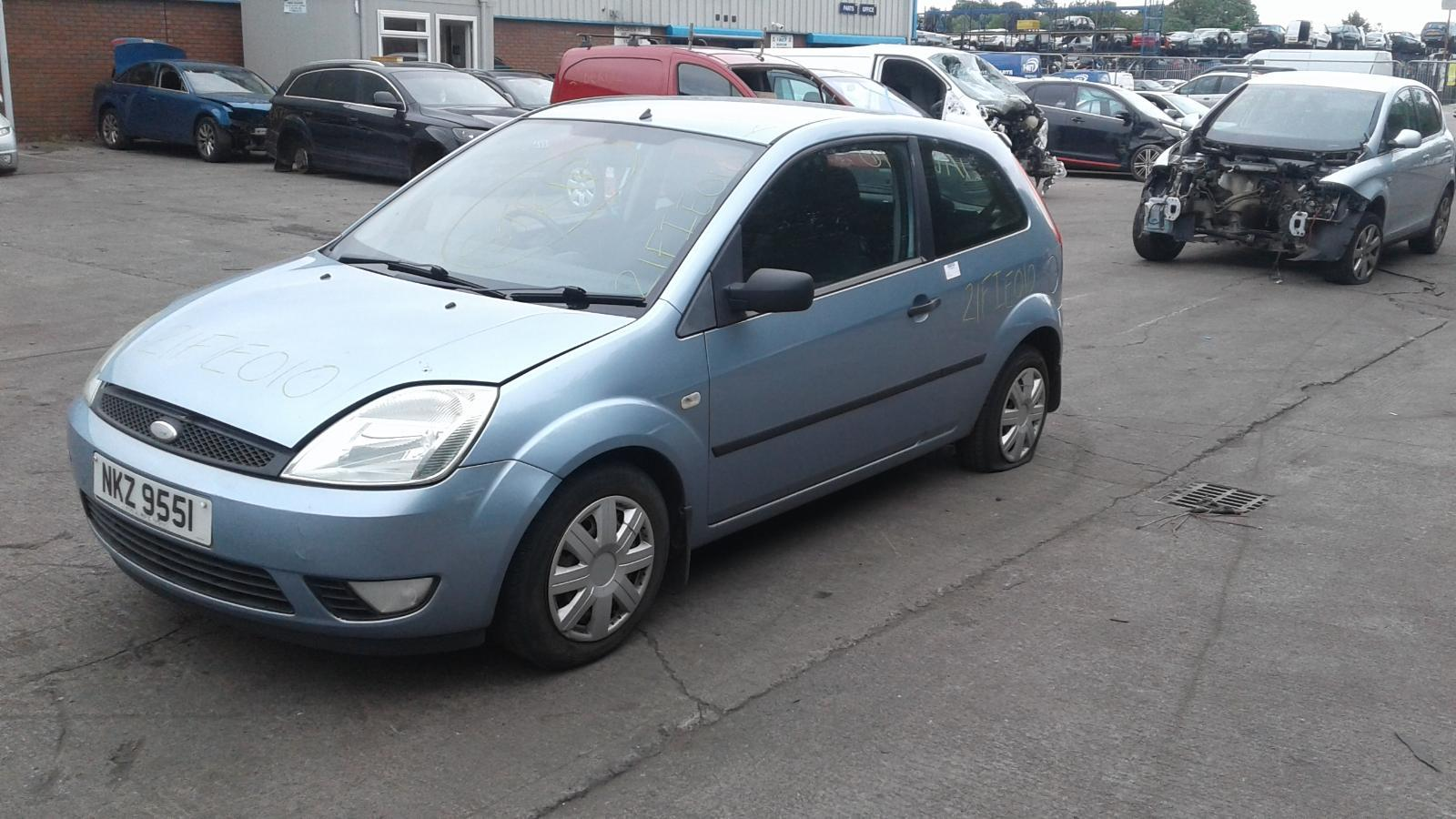 2005 FORD FIESTA Image