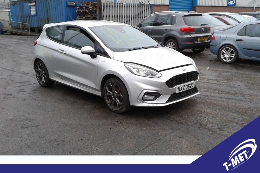 2019 FORD FIESTA Image
